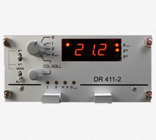 DR-411 CO²-Regler